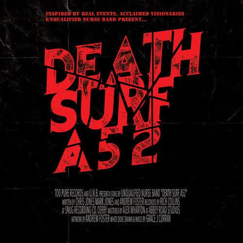 Death Surf A52 by Unqualified Nurse Band