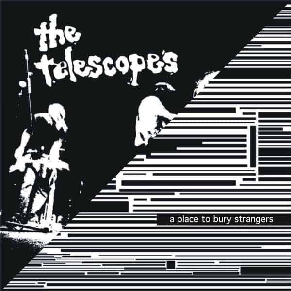 Split Single No. 6 by A Place To Bury Strangers / The Telescopes