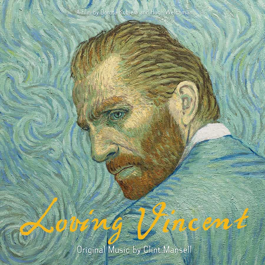 Loving Vincent (Original Motion Picture Soundtrack) by Clint Mansell