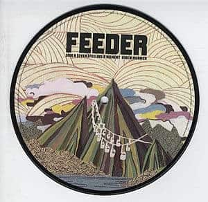 Feeling A Moment by Feeder