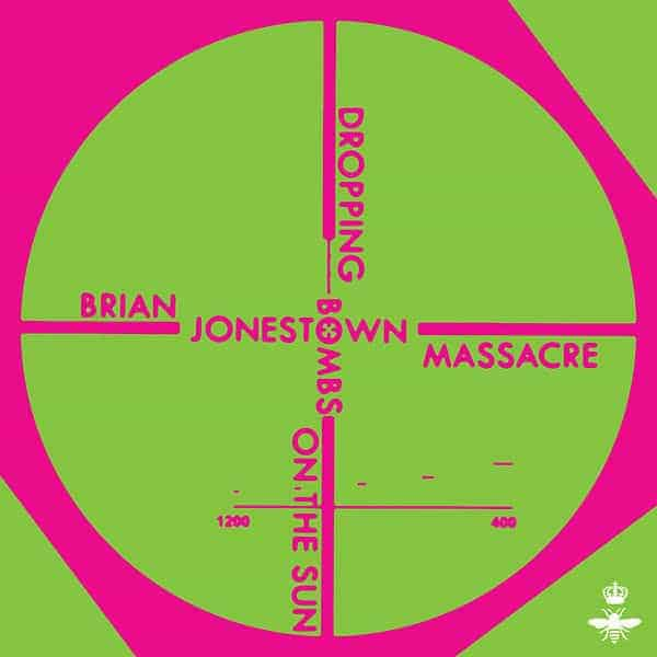 Dropping Bombs On The Sun (UFO Paycheck) by Brian Jonestown Massacre