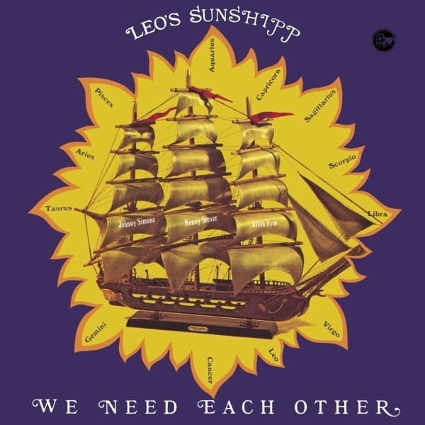 We Need Each Other by Leo's Sunshipp