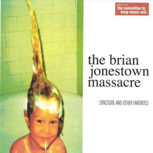 Spacegirl and Other Favourites by The Brian Jonestown Massacre