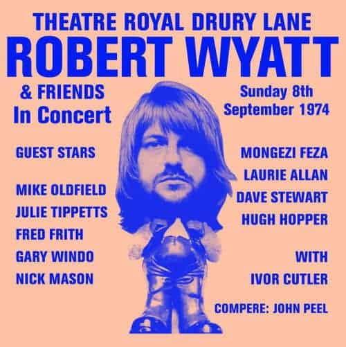 Theatre Royal Drury Lane by Robert Wyatt