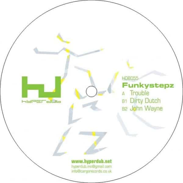 Trouble EP by Funkystepz