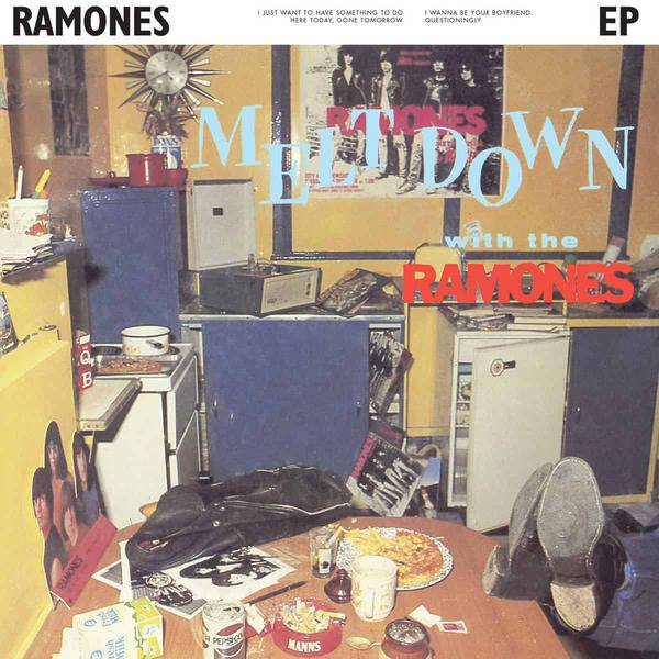 Meltdown With The Ramones by The Ramones