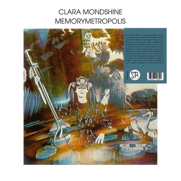 Memorymetropolis by Clara Mondshine