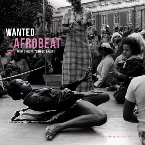 Wanted Afrobeat by Various