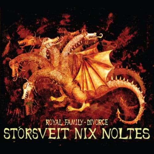 Royal Family Divorce by Storsveit Nix Noltes