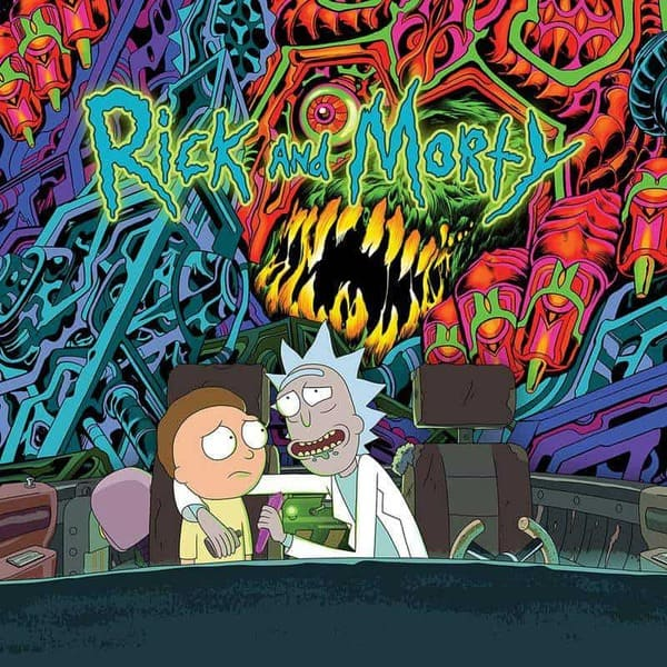 The Rick and Morty Soundtrack by Rick and Morty