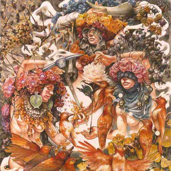 Gold & Grey by Baroness