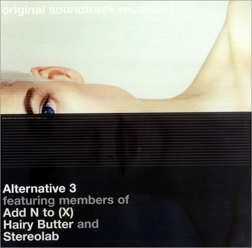 Alternative 3 - Original Soundtrack Recording by Add N To X / Stereolab / Hairy Butter