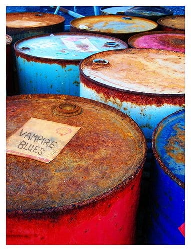 Turkish Petroleum Company by Vampire Blues
