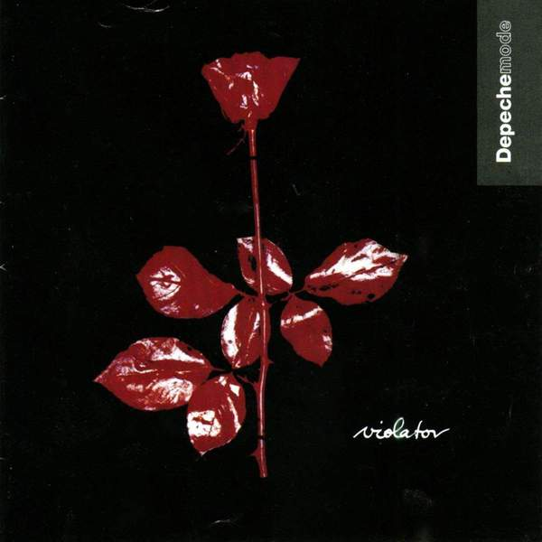 Violator by Depeche Mode