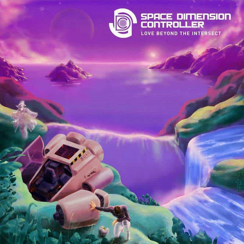 Love Beyond The Intersect by Space Dimension Controller
