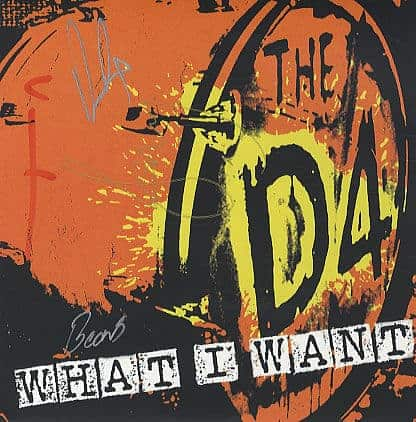 What I Want/ Stops Me Cold by D4