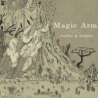 Widths and Heights by Magic Arm
