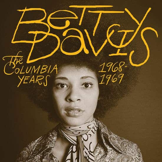 The Columbia Years 1968-1969 by Betty Davis