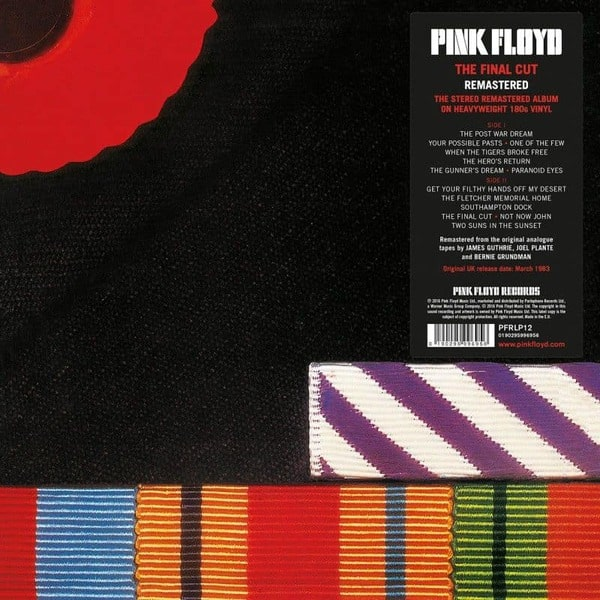 The Final Cut by Pink Floyd