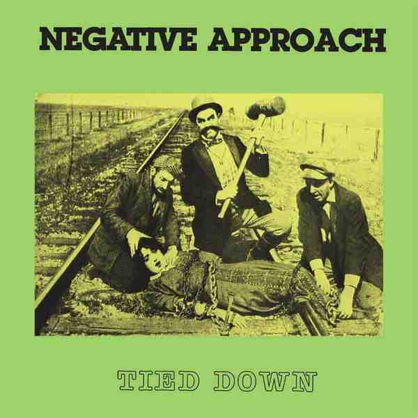 Tied Down by Negative Approach
