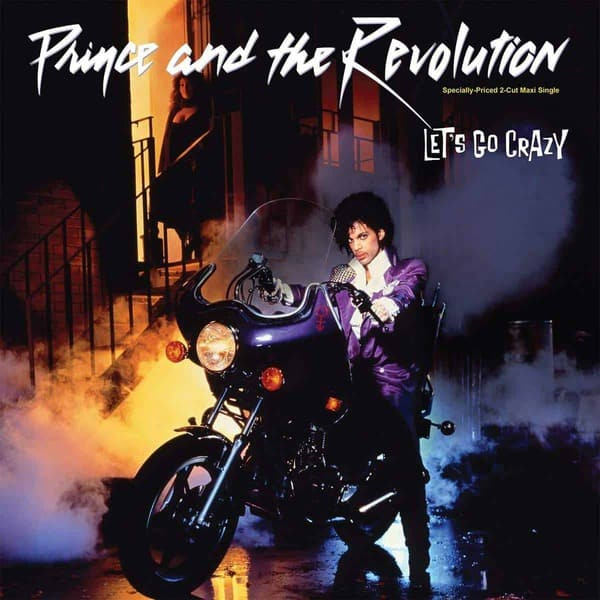 Let's Go Crazy by Prince and the Revolution