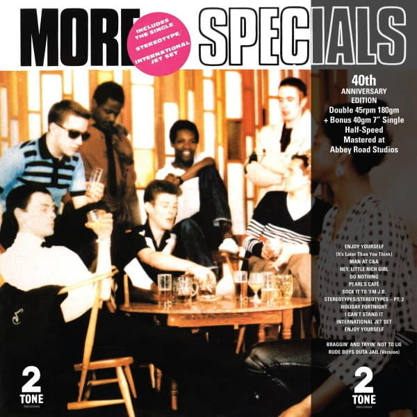 More Specials (40th Anniversary Edition) by The Specials