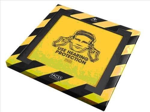 AVFAC51 Haçienda Flip Frame by Factory Records/ Hacienda