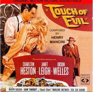 A Touch Of Evil by Henry Mancini