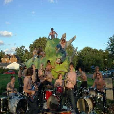 The Noise Band From Bletchley by Action Beat