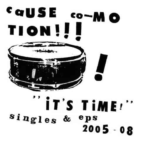 It's Time! by Cause Co-Motion
