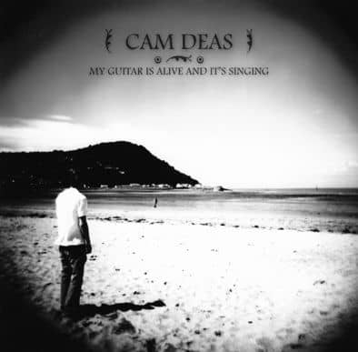 My Guitar Is Alive And It's Singing by Cam Deas