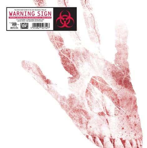 Warning Sign - Original Soundtrack by Craig Safan