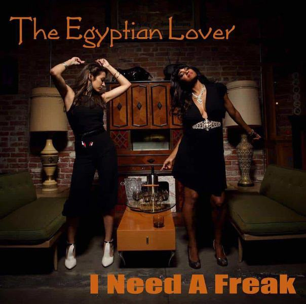 I Need A Freak by Egyptian Lover