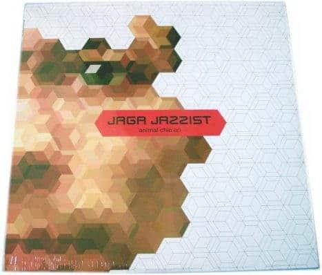 Animal Chin EP by Jaga Jazzist