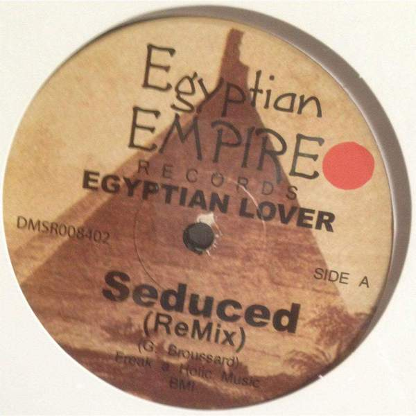 Seduced (Remix) / Belly Dance by Egyptian Lover