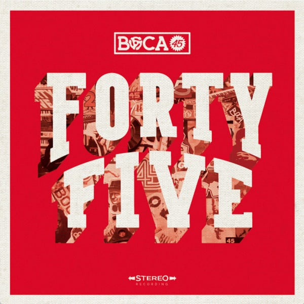 Forty Five by Boca 45