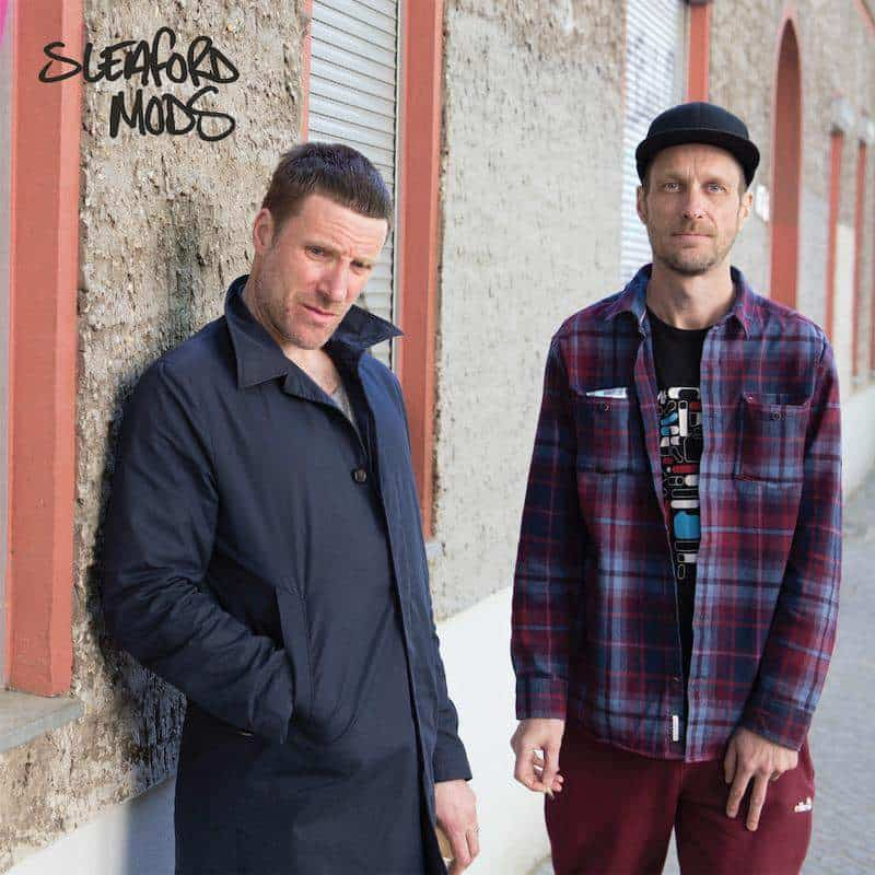 Sleaford Mods EP by Sleaford Mods