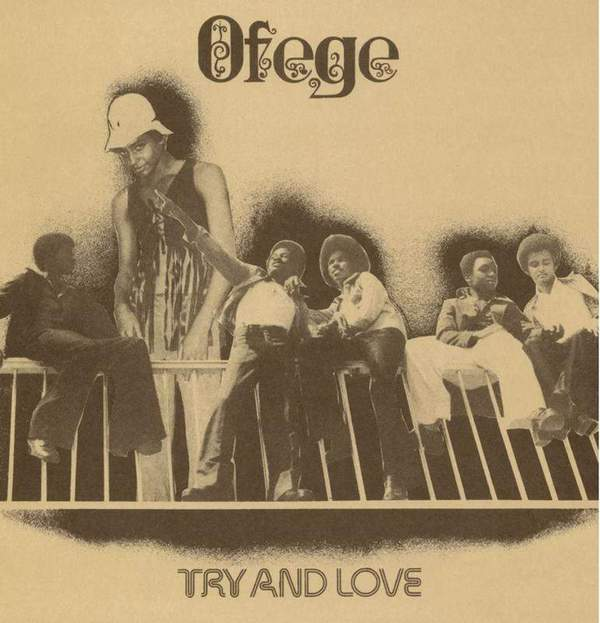 Try And Love by Ofege