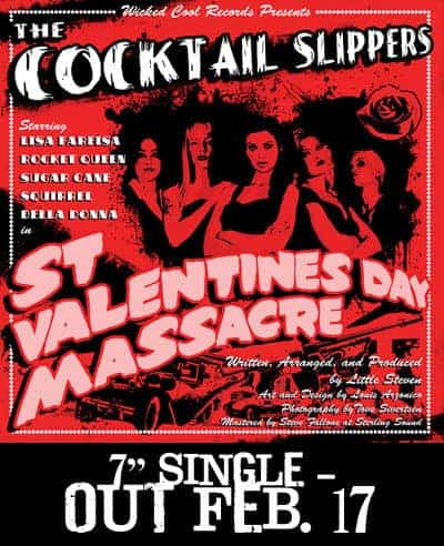 St Valentines Day Massacre by The Cocktail Slippers