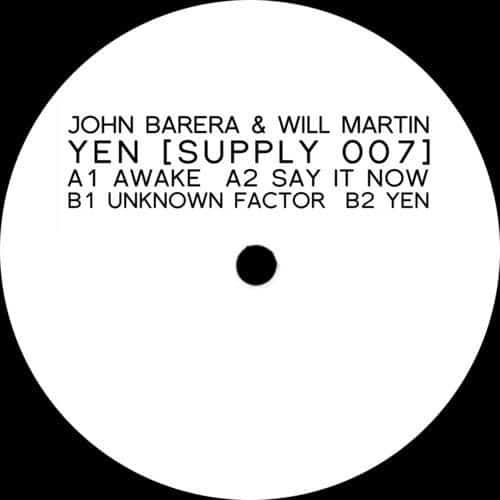 Yen by John Barera & Will Martin