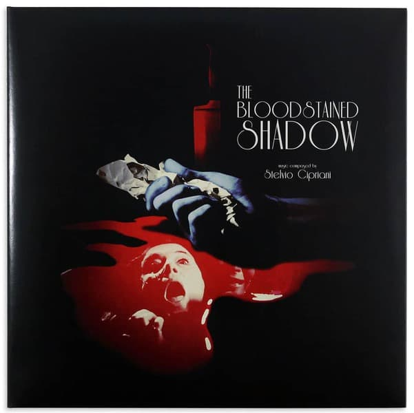The Bloodstained Shadow by Composed By Stelvio Cipriani & Performed By Goblin