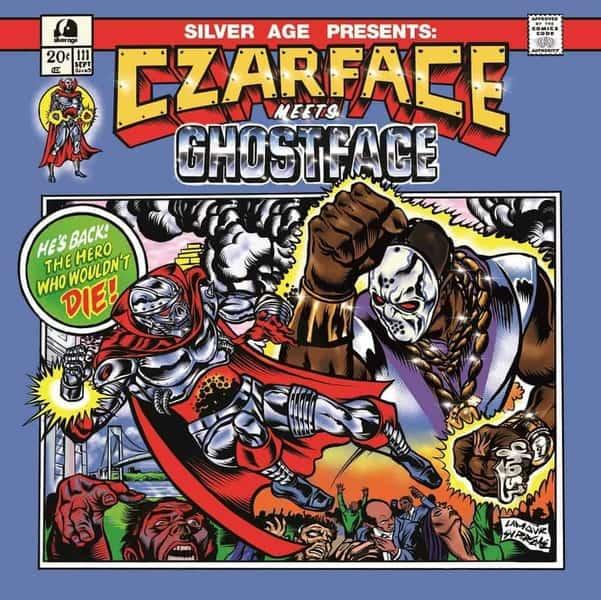 Czarface Meets Ghostface by Czarface