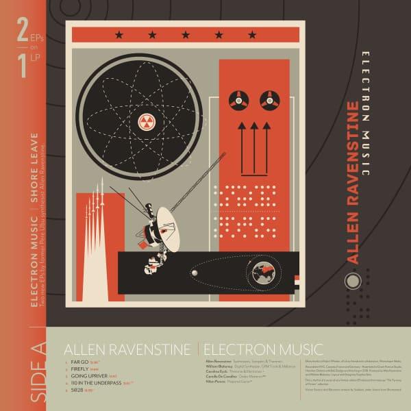 Electron Music / Shore Leave by Allen Ravenstine