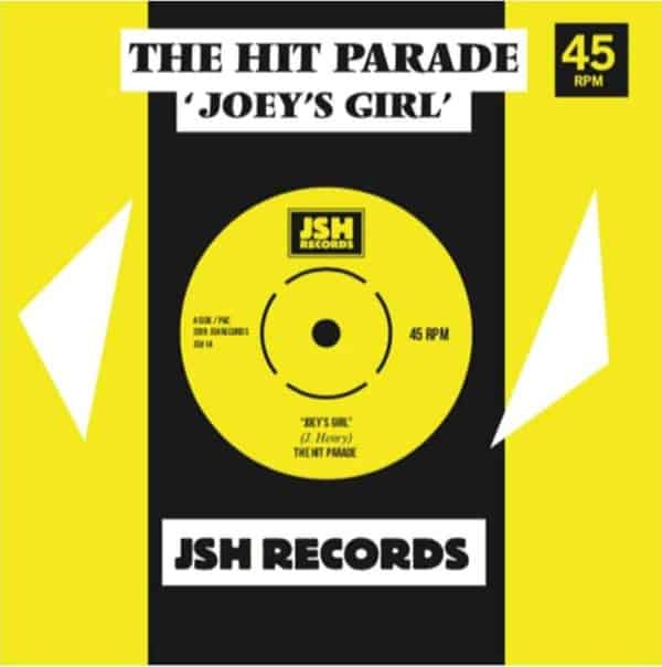 Joey's Girl / I'm Recovering From You by The Hit Parade