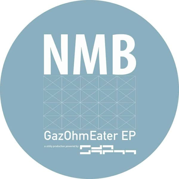 GazOhmEater EP by North Manc Beds