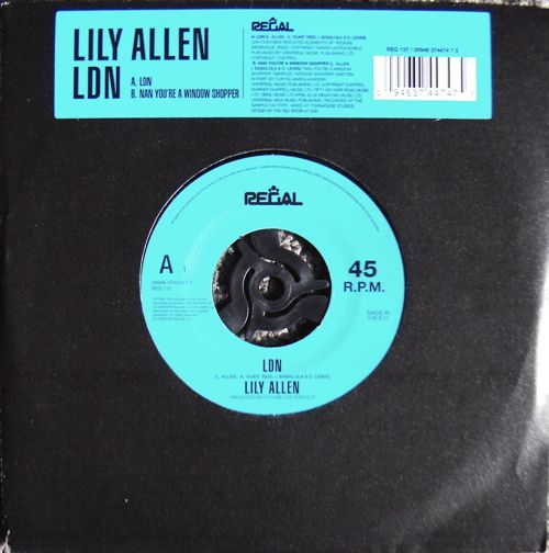 LDN by Lily Allen