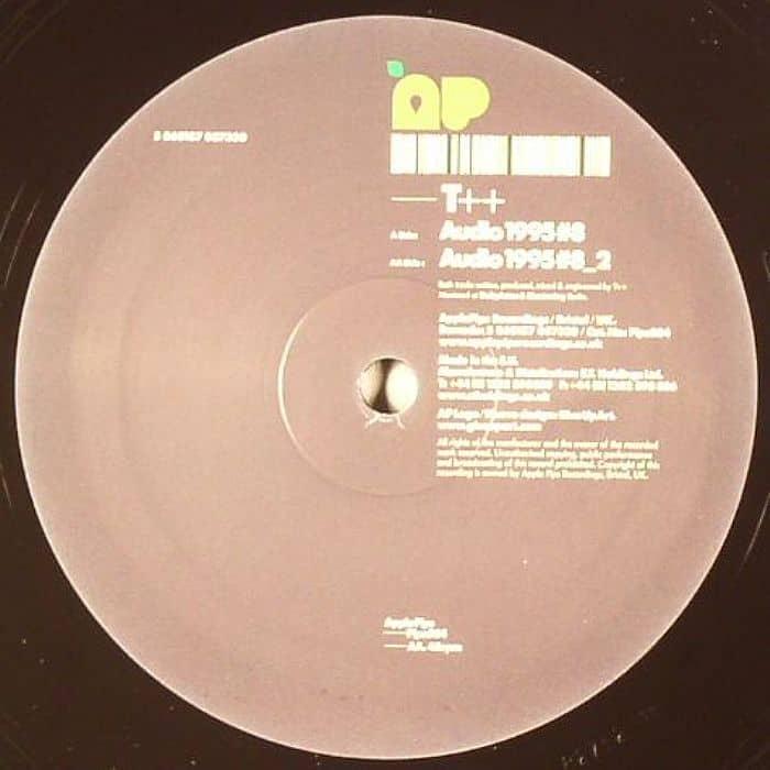 Audio1995#8/Audio1995#8_2 by T++ (T Plus Plus)