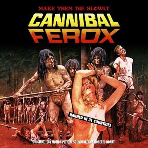 Cannibal Ferox by Roberto Donati