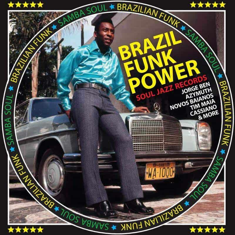 Brazil Funk Power - Brazilian Funk & Samba Soul by Various