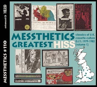 Messthetics- Greatest Hiss Volume 1 by Various